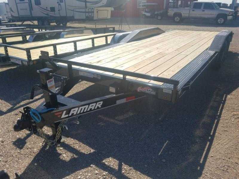 "102"" X 22' Equipment Hauler (H6) 14K @ Red Barn Trailers"