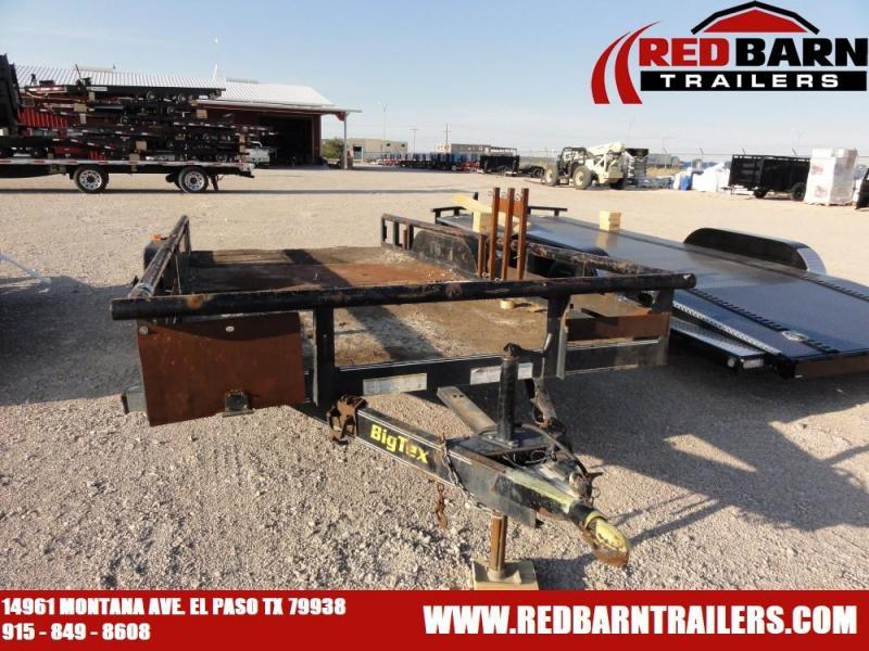 2007 Big Tex Trailers UTILITY Utility Trailer