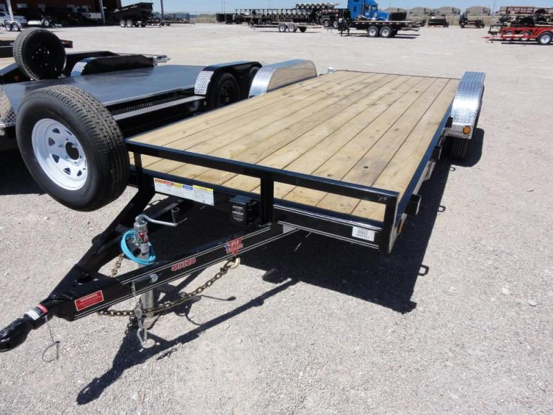 "83"" x 20 2020 PJ Trailers UL202 Car / Racing Trailer @RED BARN TRAILERS"