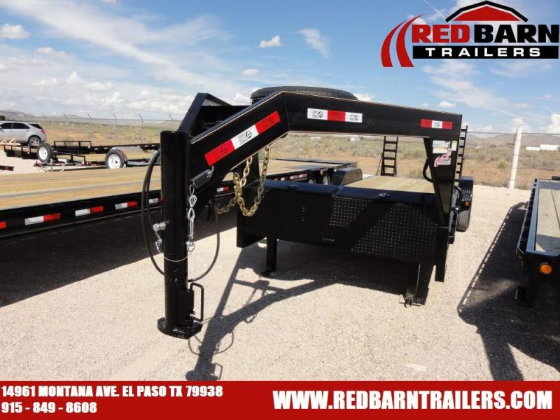 2019 GR Trailers CH7024 Equipment Trailer