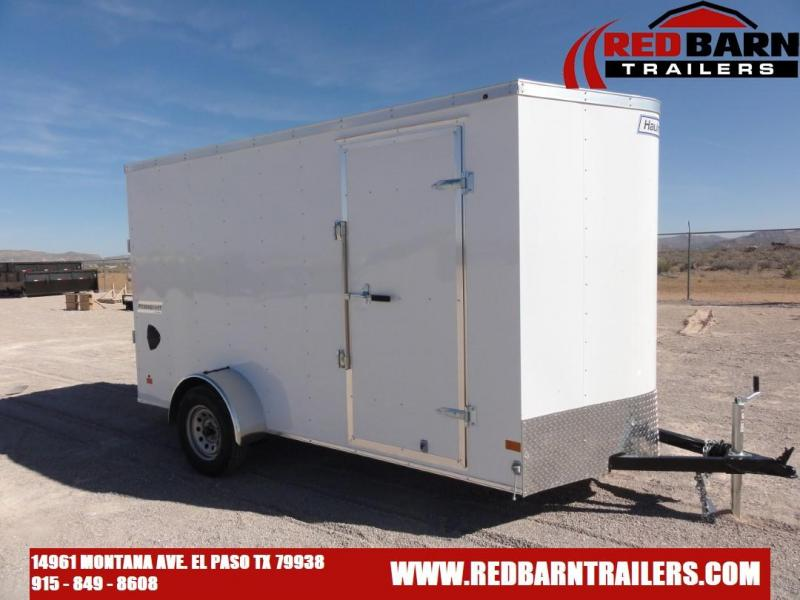 6 X 12 2020 Haulmark PP612S2 Enclosed Cargo Trailer