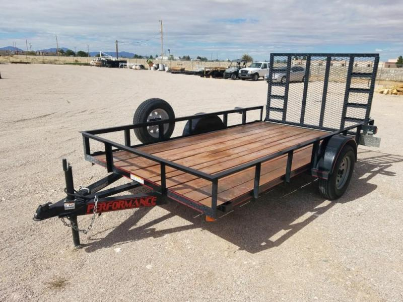 77 X 12 2014 Performance Trailers SA121 Utility Trailer