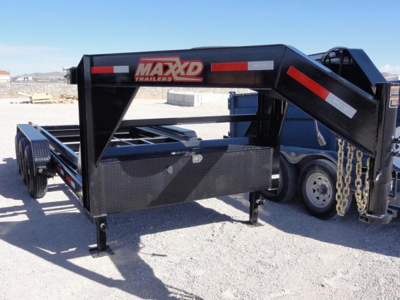 "16 X 83"" 2019 MAXXD RPX 21K ROLL-OFF DUMP TRAILER Dump Trailer"