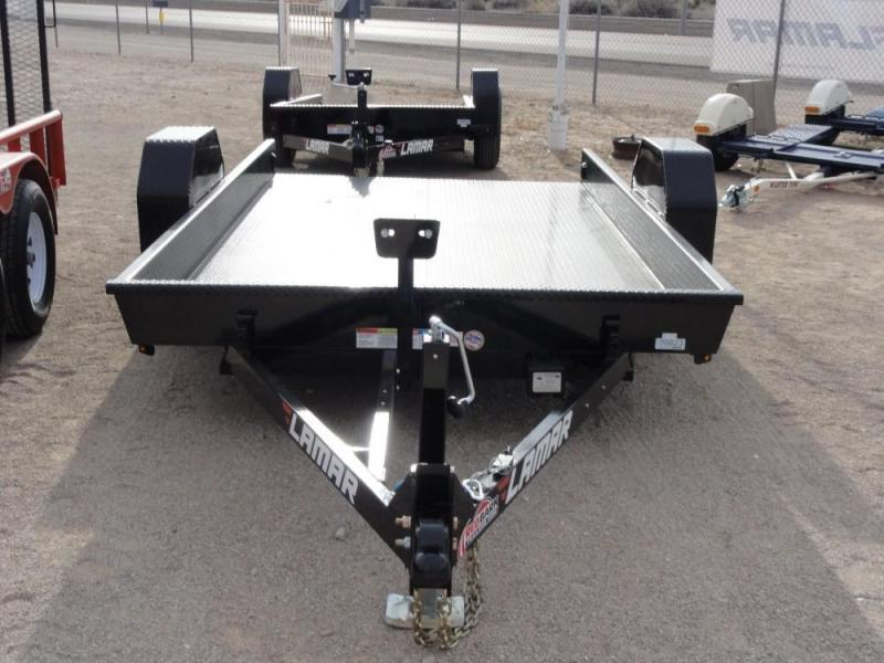 79X12 2019 Lamar Trailers SCISSOR HAULER (SH) 7K Equipment Trailer