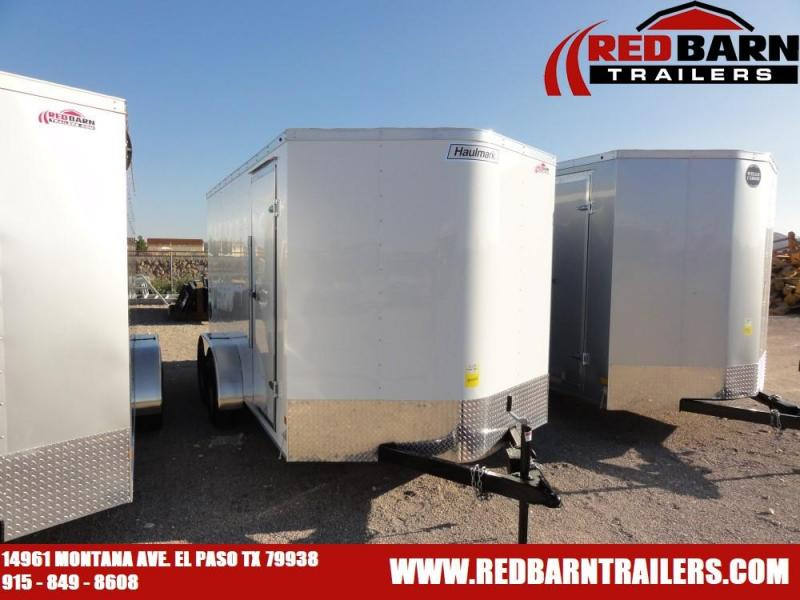 7 X 14 2020 HAULMARK ENCLOSED PASSPORT @RED BARN TRAILERS