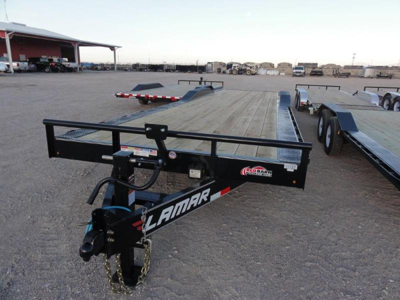 102 X 32 2019  Lamar Trailers Equipment Hauler (H6) 14K-16K Car / Racing Trailer @RED BARN TRAILERS