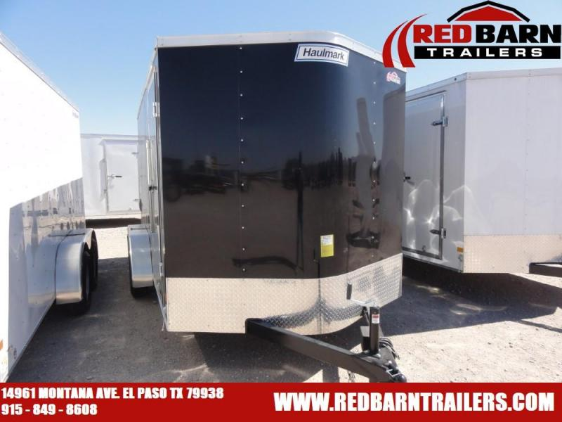 7 x 14 2019 HAULMARK PASSPORT Enclosed Cargo Trailer