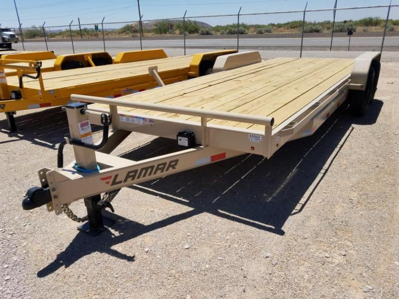"83"" X 22' Equipment Hauler (H6) 14K @ Red Barn Trailers"