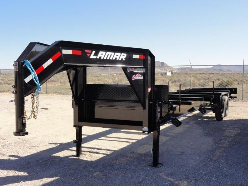 2019 Lamar Trailers Pipe Hauling Trailer (WP) 14K Other Trailer