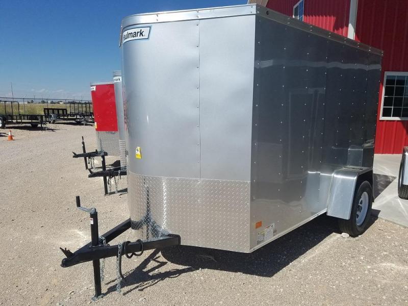 2018 6 X 10 Enclosed Cargo Trailer