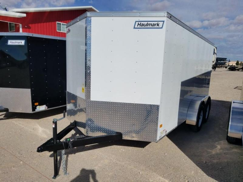 7 X 14 ENCLOSED/CARGO TRAILER @ Red Barn Trailers