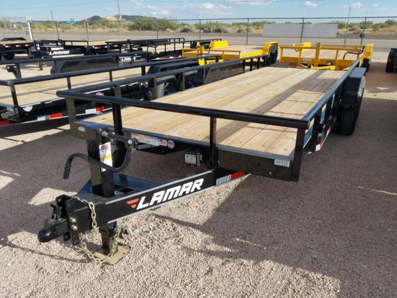 "83"" X 20 Extreme Duty Utility Trailer (U6) @ Red Barn Trailers"