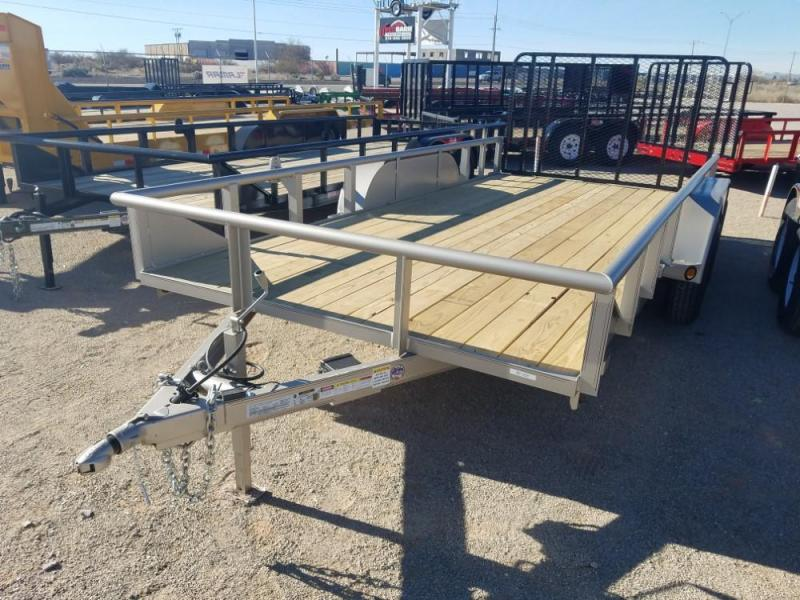 7 x 16 GR Utility Trailer @ Red Barn Trailers
