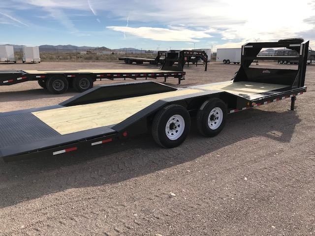 2019 PJ Trailers 6 Channel Super-Wide Tilt (TS) Flatbed Trailer