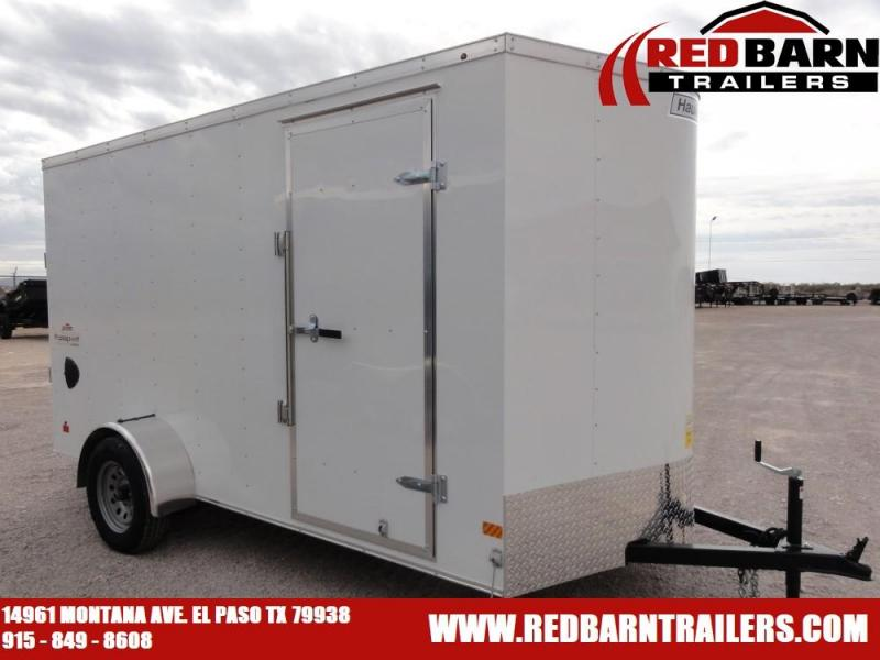 6 x 12 2020 Haulmark Passport ENCLOSED/CARGO TRAILER