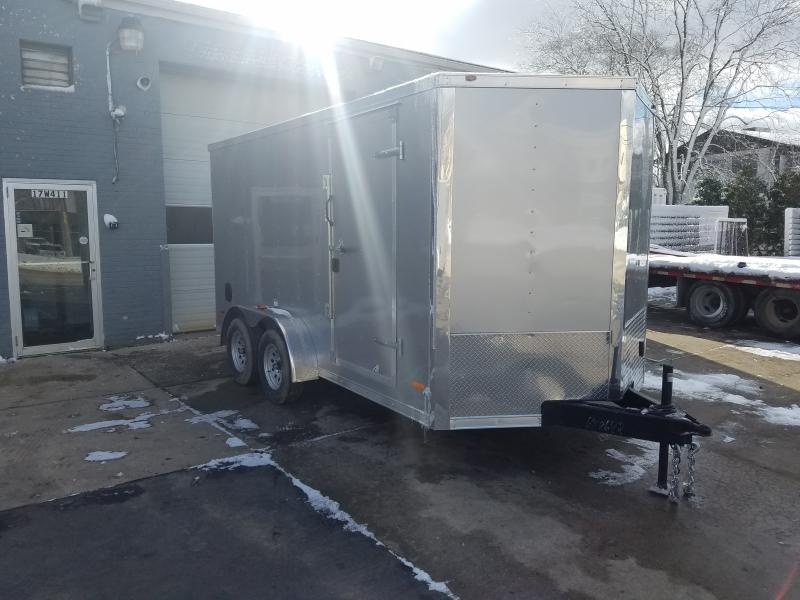 2019 RC Trailers RWT7X14TA2 Enclosed Cargo Trailer
