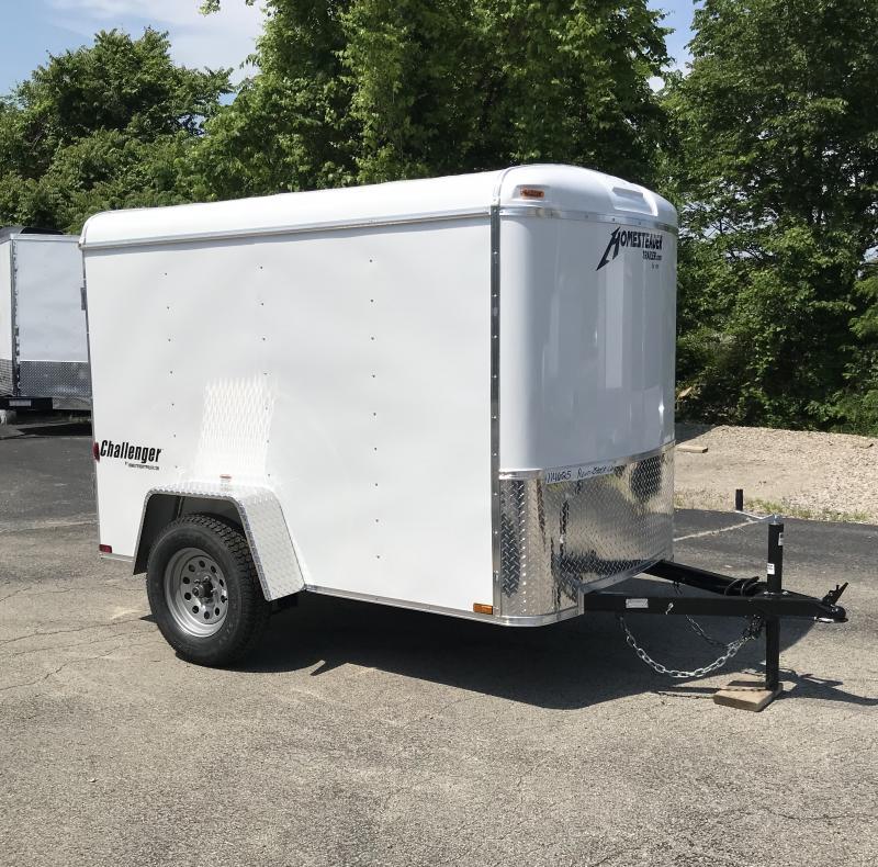 2018 Homesteader 508CS Enclosed Cargo Trailer
