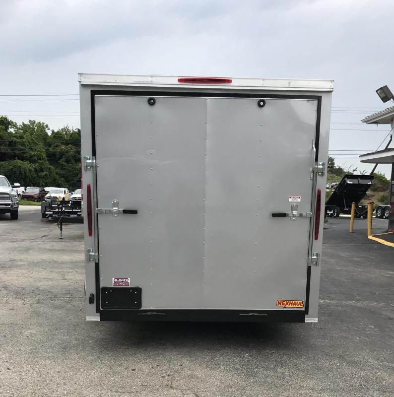2017 Nexhaul N714TA/BULLET Enclosed Cargo Trailer