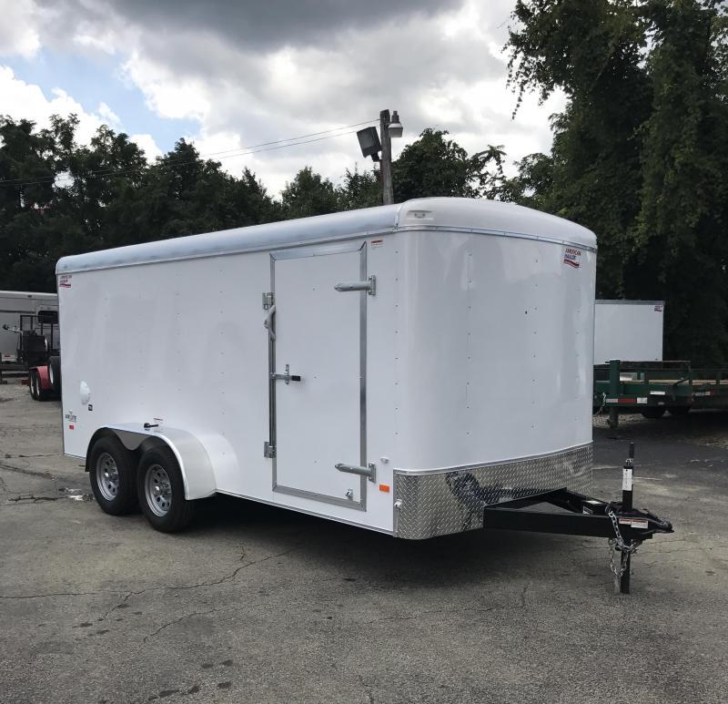 2018 American Hauler Industries ALC716TA2 Enclosed Cargo Trailer