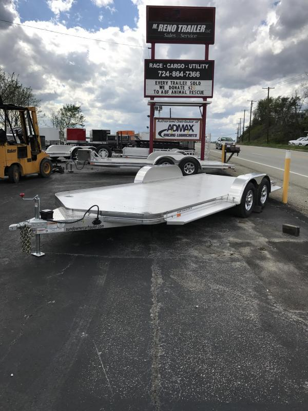 2019 Sundowner Trailers CH20BP Car / Racing Trailer
