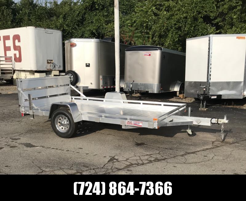 2018 American Hauler Industries ALFA7712SA Utility Trailer