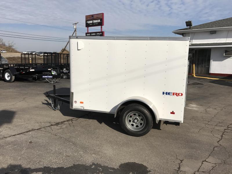 2017 Bravo Trailers HR58SA Enclosed Cargo Trailer