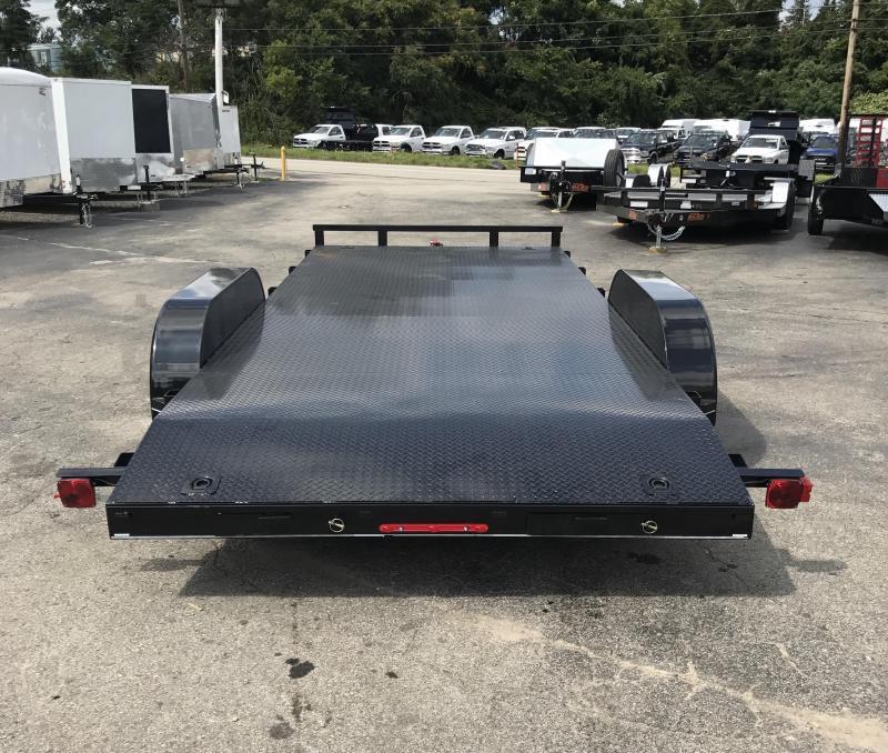 2018 Maxxd Trailers C3M8318 Car / Racing Trailer