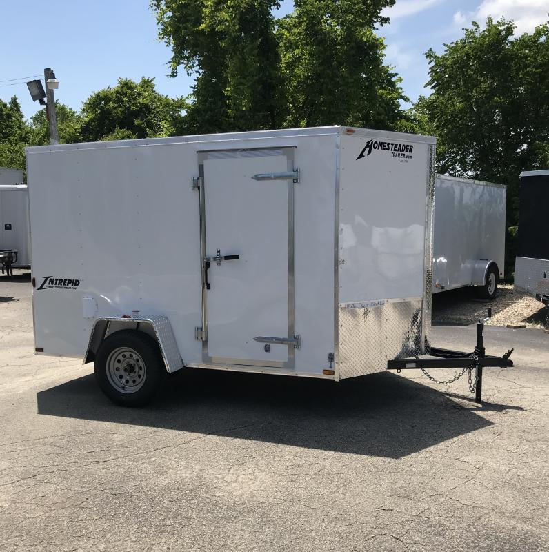 2018 Homesteader 610TS Enclosed Cargo Trailer