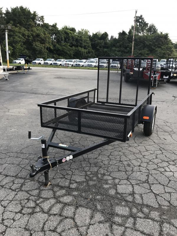 2015 Carry-On UTILITY Utility Trailer
