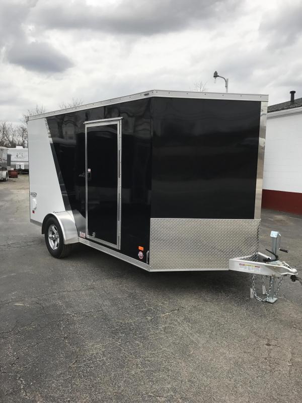 2018 Bravo Trailers AST712SA Enclosed Cargo Trailer