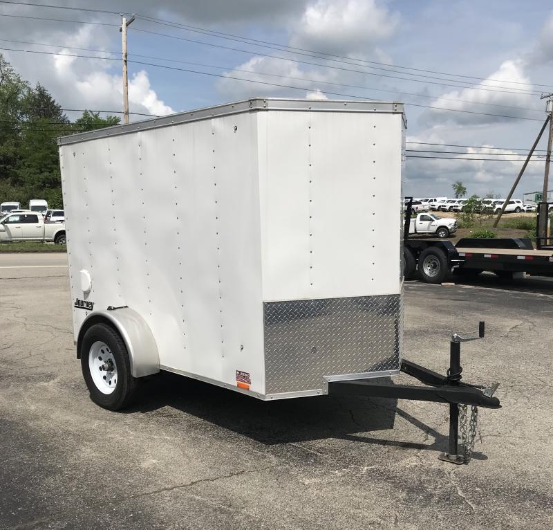 2017 Pace American JV5X8SA Enclosed Cargo Trailer