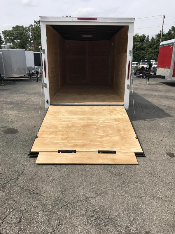 2017 Nexhaul N716TA/BULLET Enclosed Cargo Trailer