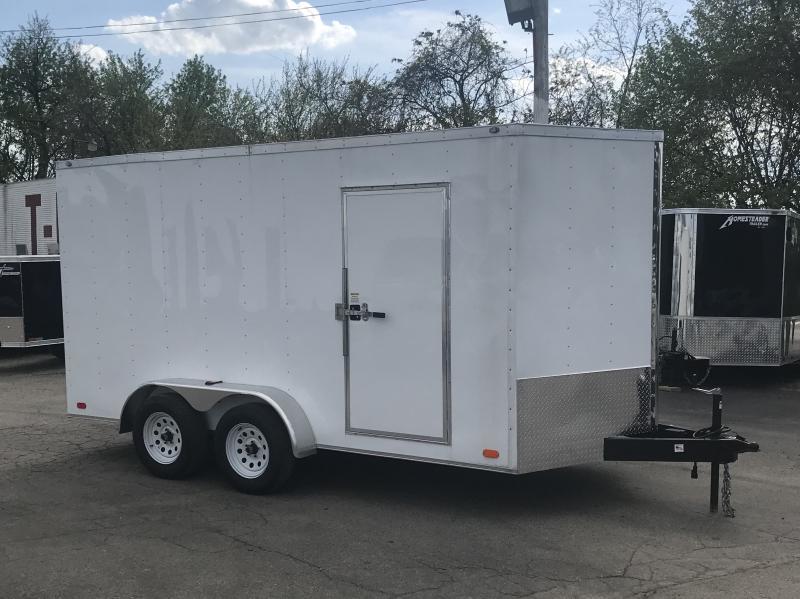 2018 Nexhaul N714TA/CONTRACTOR Enclosed Cargo Trailer