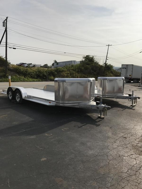 2017 Sundowner Trailers CH19BP Car / Racing Trailer