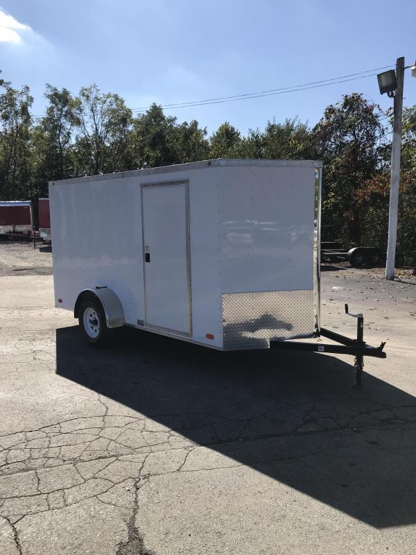 2018 Nexhaul N612SA/BULLET Enclosed Cargo Trailer