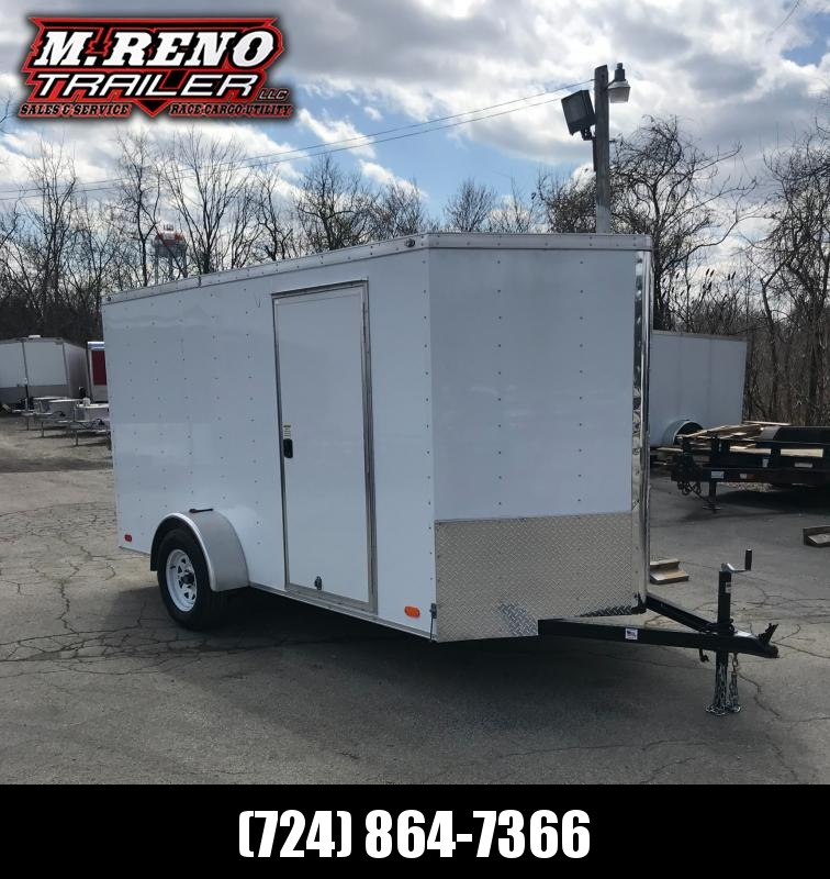 2017 Nexhaul N612SA/BULLET Enclosed Cargo Trailer