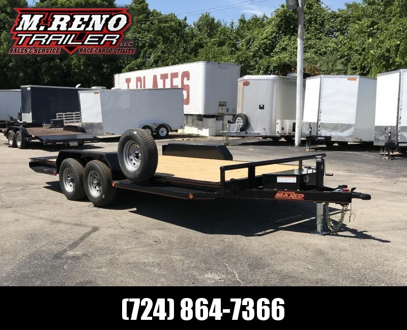 2018 Maxxd Trailers T5X8318 Equipment Trailer