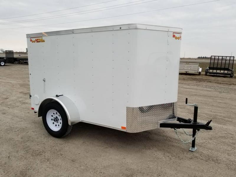 2018 Doolittle Trailer Mfg 5x8 Bullitt Enclosed Cargo Trailer