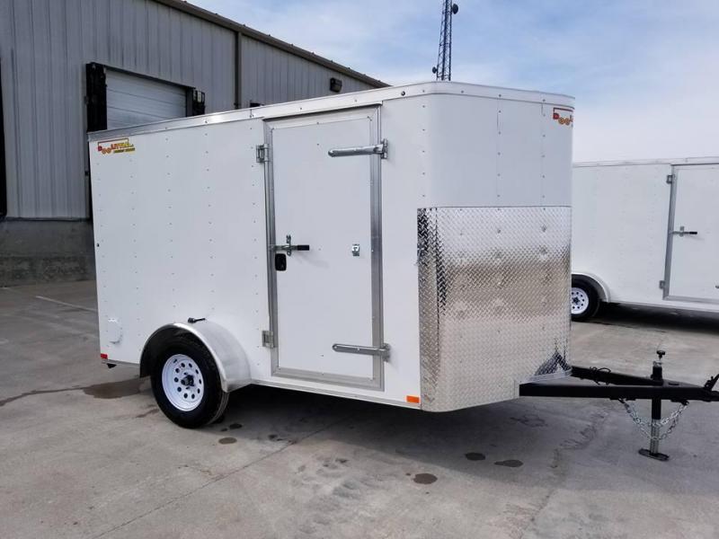 2018 Doolittle Trailer Mfg 6X10 Bullitt Enclosed Cargo Trailer
