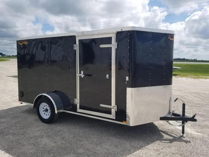 2019 Doolittle Trailer Mfg 6X12 Bullitt Enclosed Cargo Trailer