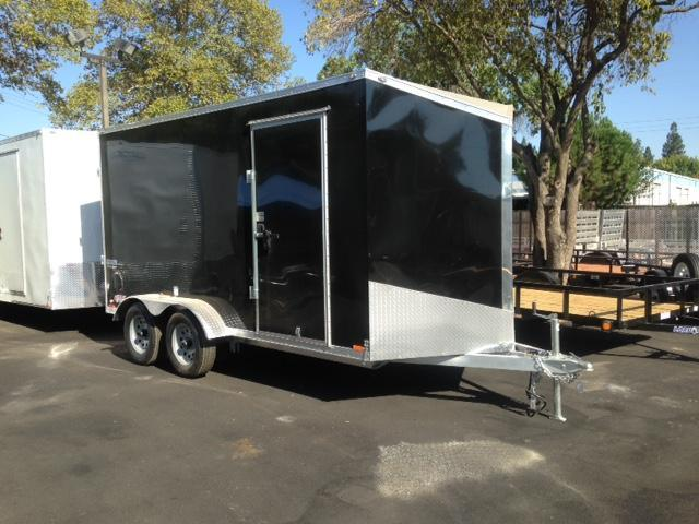 2019 Continental Cargo OSVHWA714TA2 Enclosed Cargo Trailer