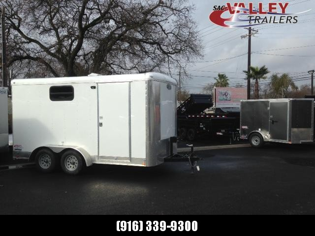 2019 Continental Cargo OSTW714TA2 Enclosed Cargo Trailer