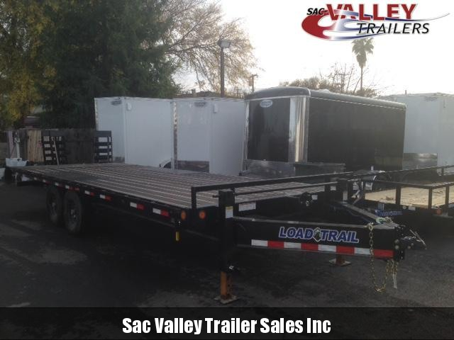 2020 Load Trail PE0222072 Equipment Trailer