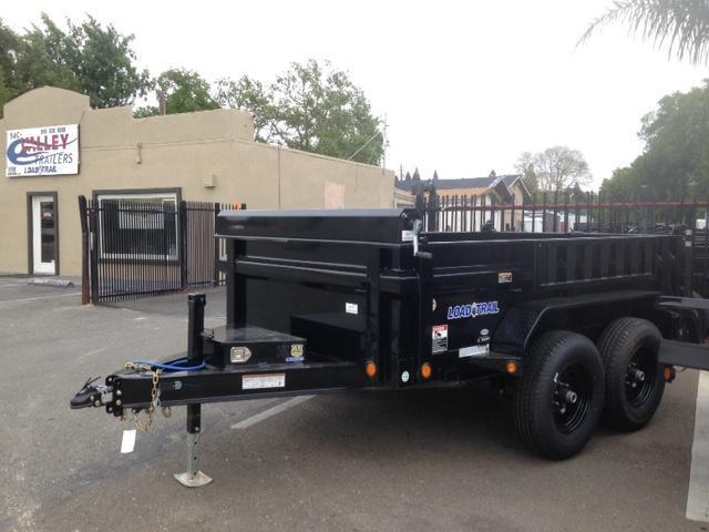 "2019 Load Trail 72"" X 10' Tandem Axle Dump Dump Trailer"
