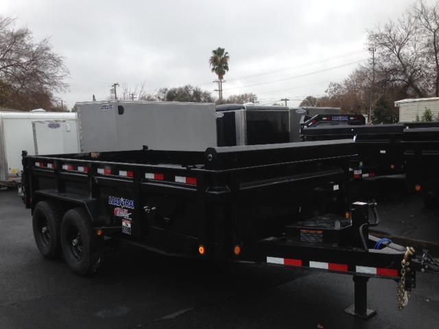 2019 Load Trail 83x14 Low Pro Dump 14k