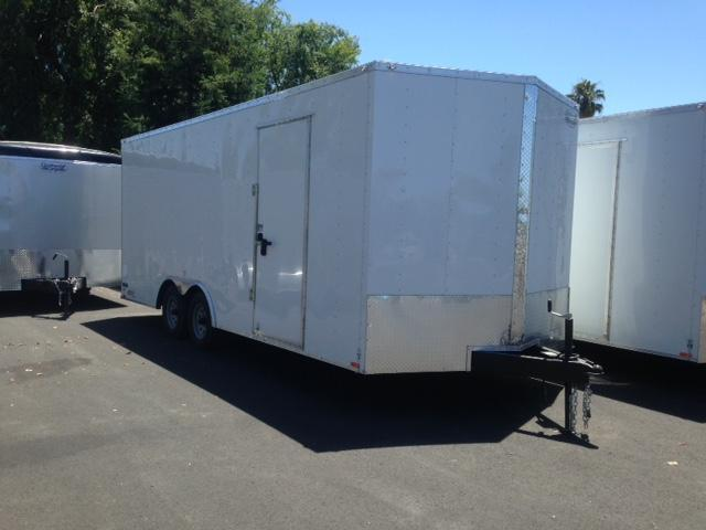 2018 Continental Cargo VHW8.520TA2 Enclosed Cargo Trailer