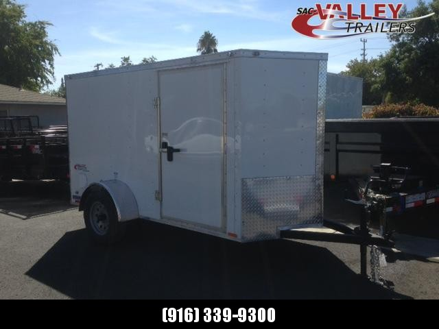 2019 Continental Cargo OSVHW510SA Enclosed Cargo Trailer