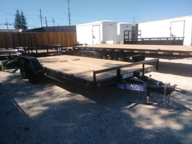 2018 Load Trail CH8318032 Car / Racing Trailer