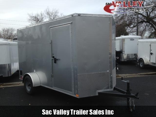 2019 Continental Cargo OSVHW612SA Enclosed Cargo Trailer