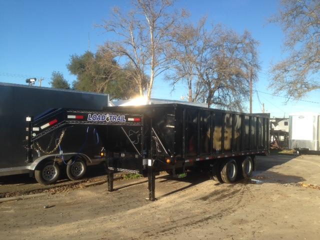 2020 Load Trail Tandem Axle Heavy Duty Dump Deck Over 24k